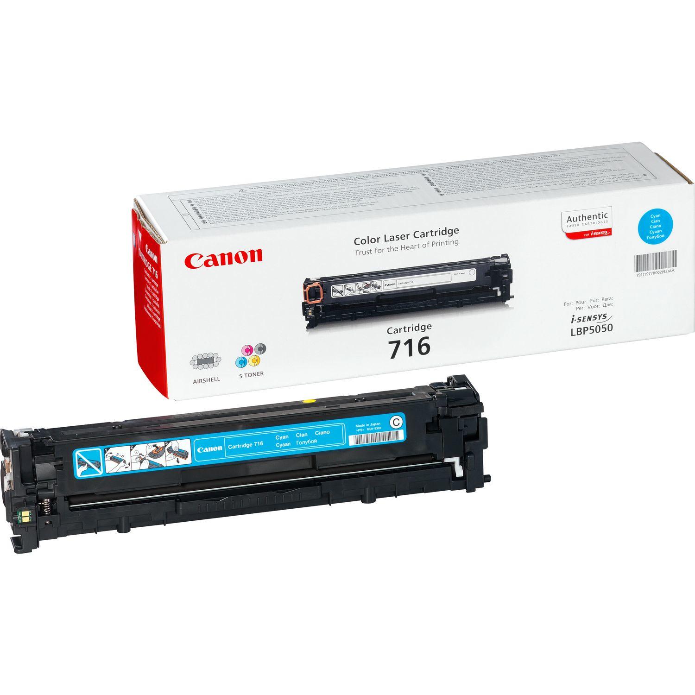 Canon 716 Cyan Laser cartridge 1500Seiten Cyan