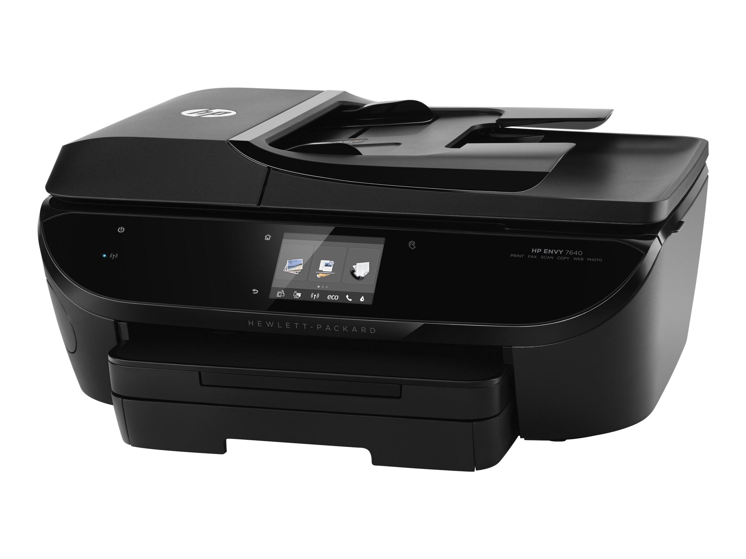 HP Envy 7640 e-All-in-One - Multifunktionsdrucker