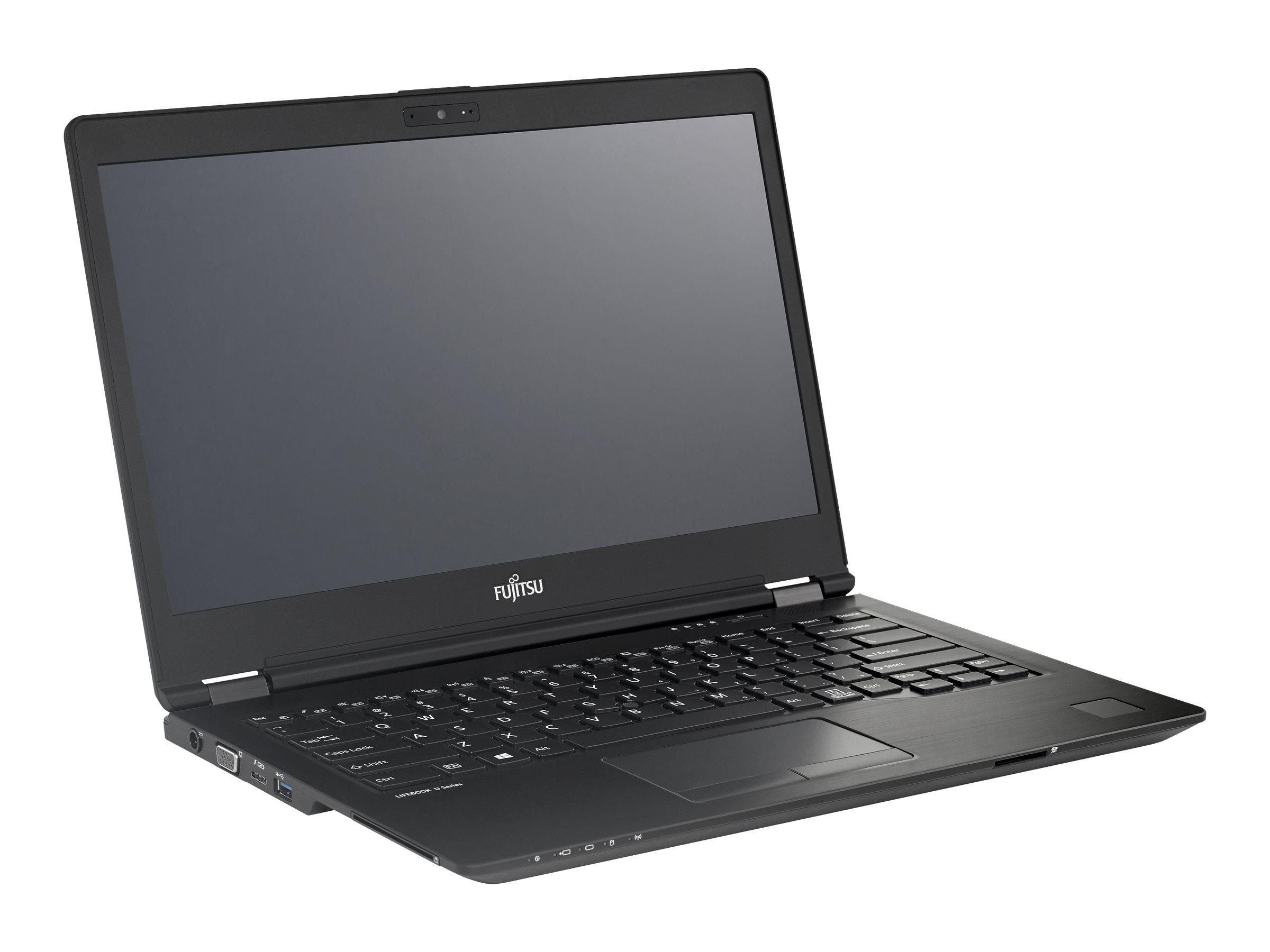 "Fujitsu LIFEBOOK U7410 - Core i5 10310U / 1.7 GHz - Win 10 Pro - 8 GB RAM - 512 GB SSD SED, NVMe, Wert Ausdauer - 35.6 cm (14"")"