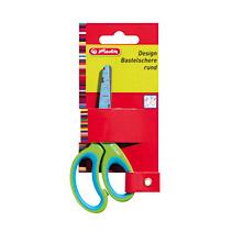 Herlitz 10801710 - Bürokleinmaterial - Blau, Grün, Orange, Pink