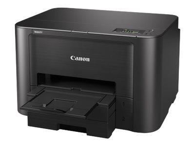 Canon MAXIFY iB4150 - Drucker - Farbe - Duplex - Tintenstrahl - A4/Legal - 600 x 1200 dpi - bis zu 24 ipm (einfarbig)/