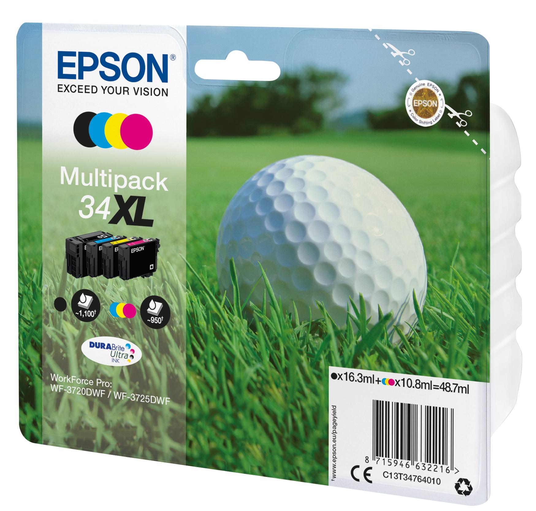 Epson C13T34764010