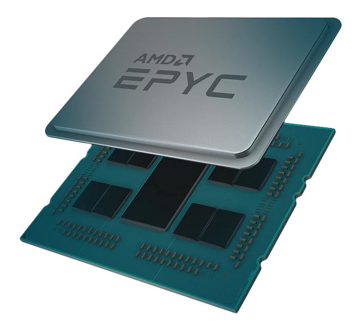 AMD EPYC 7F32 - AMD EPYC - Socket SP3 - Server/Arbeitsstation - AMD - 3,7 GHz - 7F32