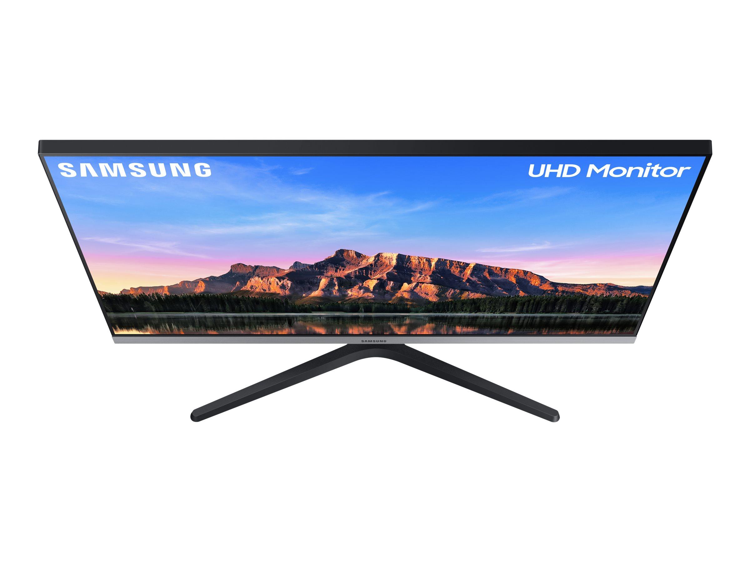"Samsung U28R554UQR - UR55 Series - LED-Monitor - 71.12 cm (28"")"