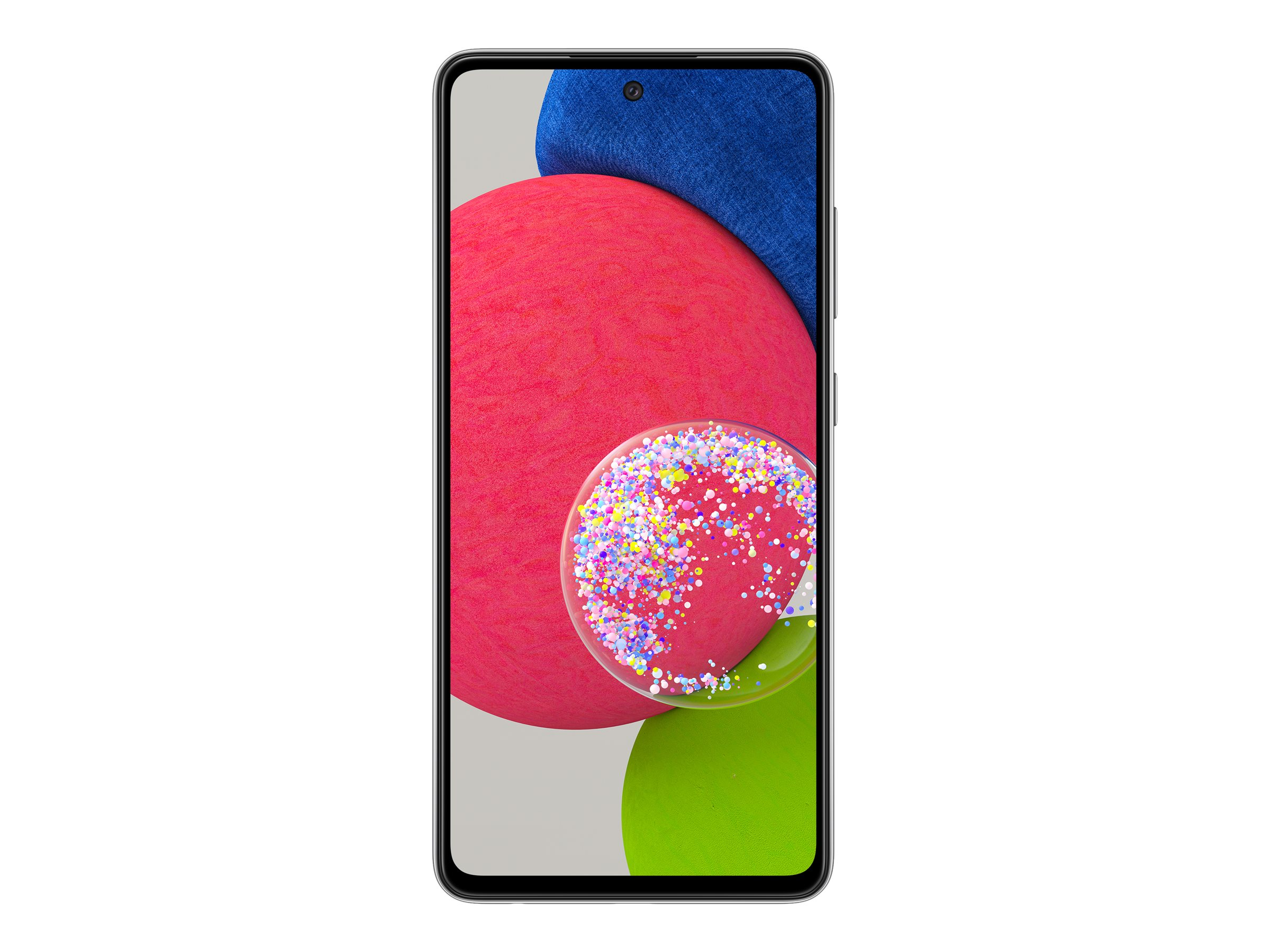 """Samsung Galaxy A52s 5G - Smartphone - Dual-SIM - 5G NR - 128 GB - microSD slot - 6.5"""" - 2400 x 1080 Pixel - Super AMOLED - RAM 6 GB - 4x x Rückkamera (32 MP Vorderkamera)"""