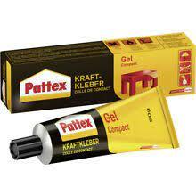 Pattex - Kraftkleber - Compact Kontaktkleber - Gel - Tube - 50g