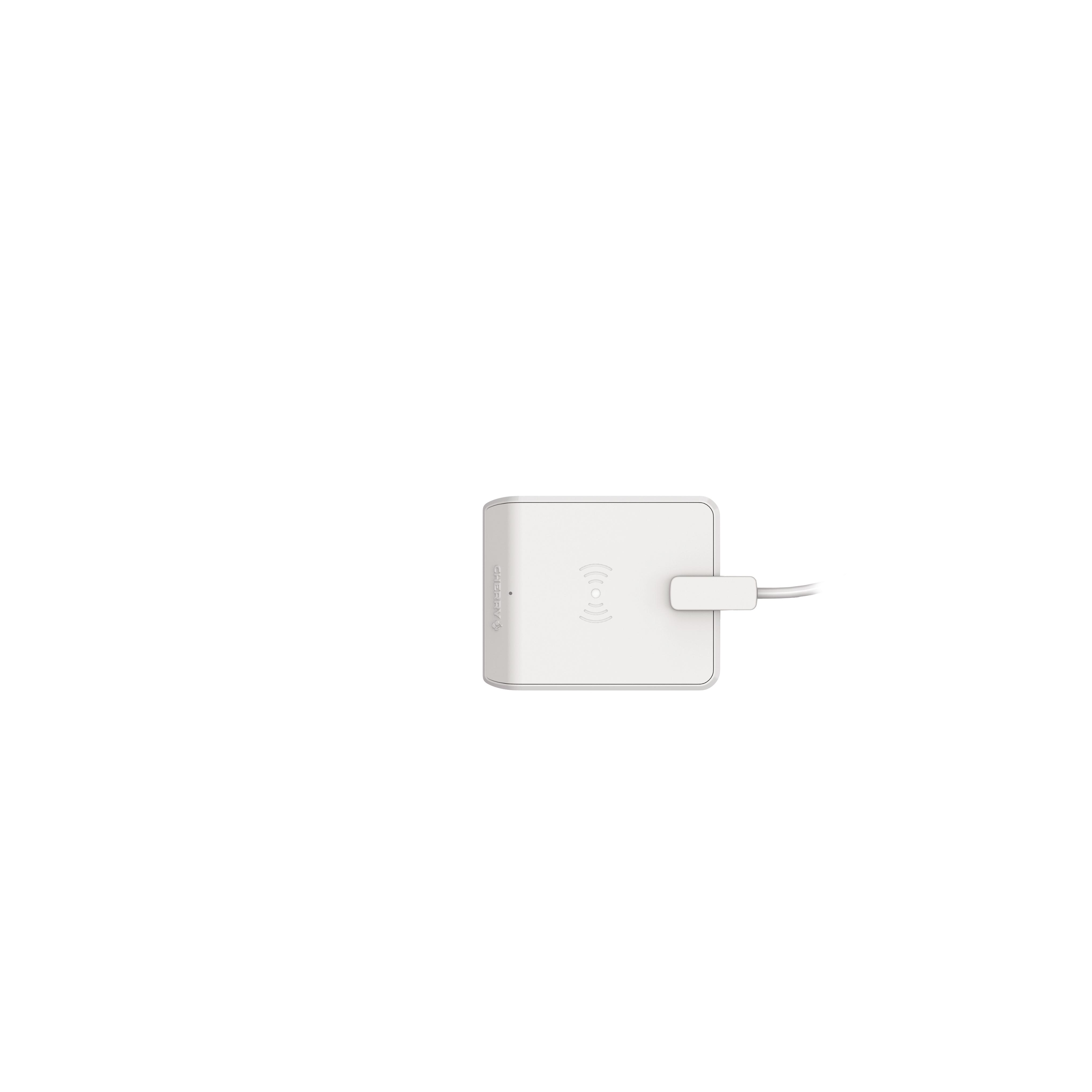 Cherry TC 1200 Innenraum USB 2.0 Grau Smart-Card-Lesegerät