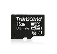 16GB microSDHC Class 10 UHS-I (Ultimate) Speicherkarte Klasse 10 MLC