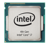 Core ® i7-4712MQ Processor (6M Cache - up to 3.30 GHz) 2.3GHz 6MB Smart Cache Prozessor