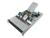 R2208LT2HKC4 LGA 2011 (Socket R) 2U Schwarz Server-Barebone