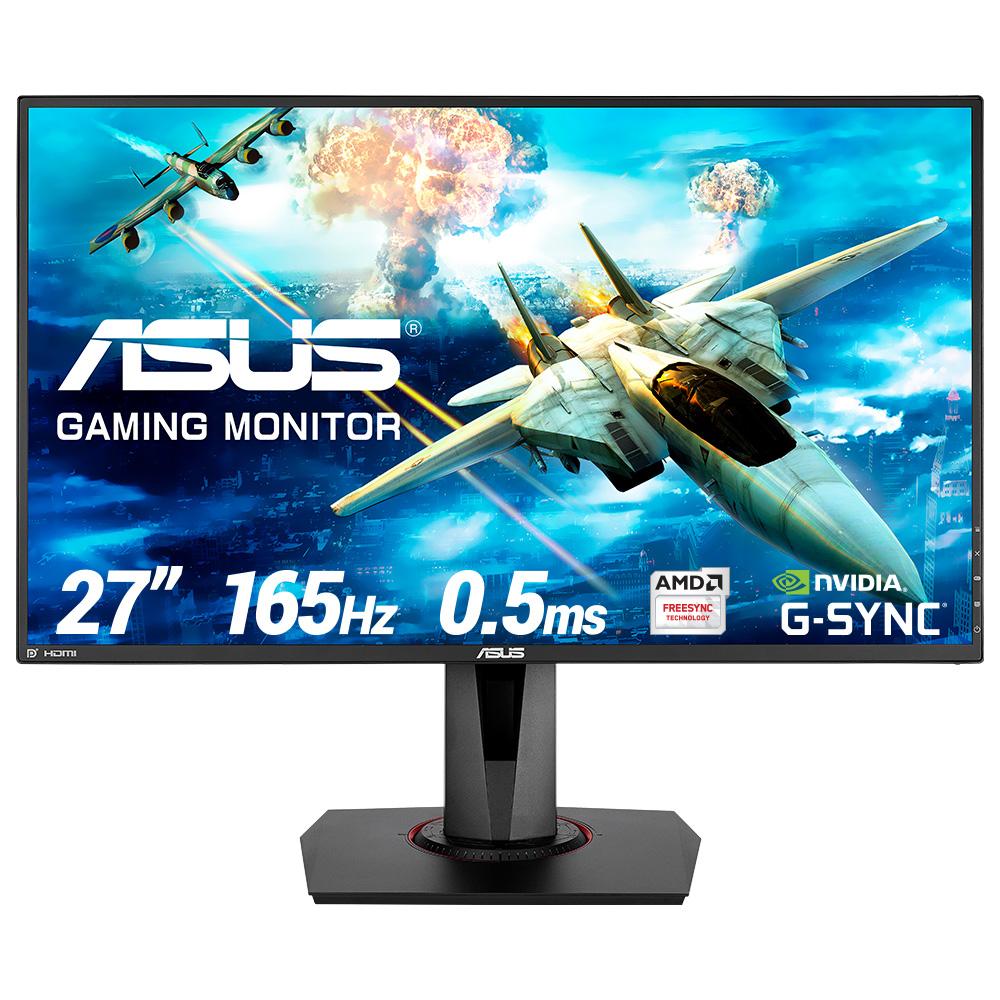 "ASUS VG278QR - LCD-Monitor - 68.6 cm (27"") - 1920 x 1080 Full HD (1080p)"