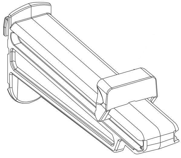 HONEYWELL 1-206438-01 Etikettendrucker Drucker-/Scanner-Ersatzteile
