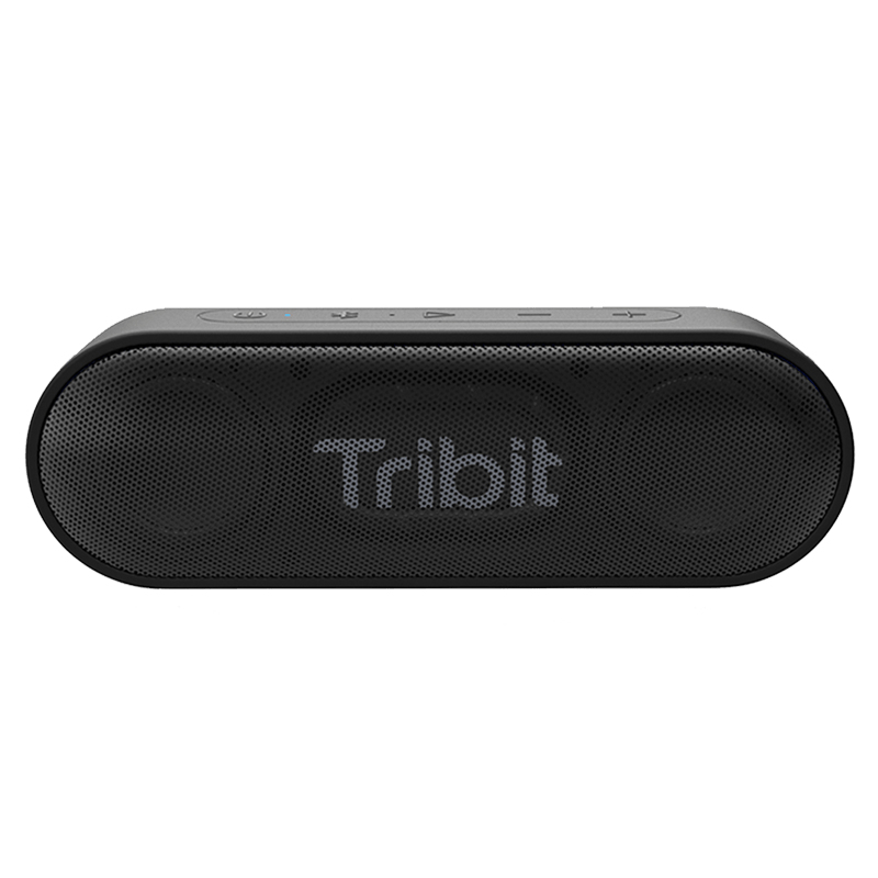 Tribit Audio XSound Go - Tragbarer Stereo-Lautsprecher - Verkabelt & Kabellos