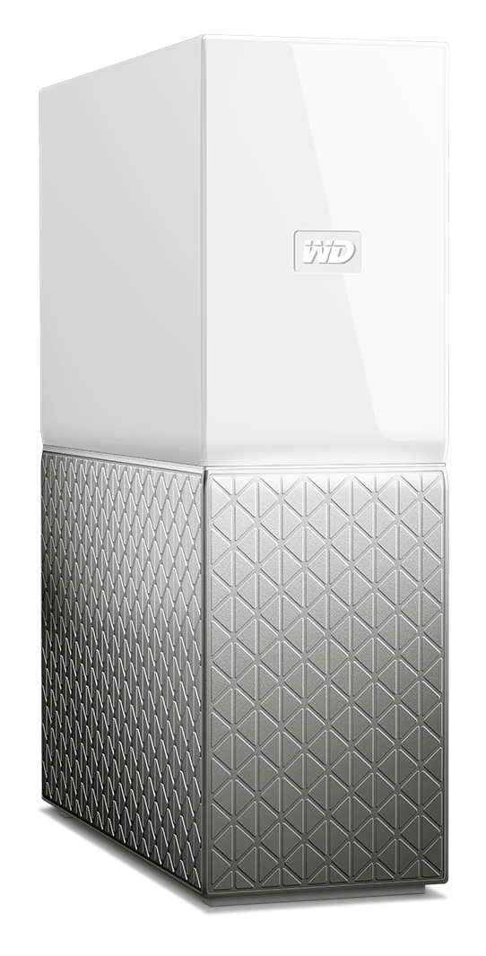 WD My Cloud Home - 6 TB - Festplatte - Windows 10,Windows 7,Windows 8.1 - Mac OS X 10.10 Yosemite,Mac OS X 10.11 El Capitan,Mac OS X 10.12 Sierra - Android 4.4,Android 5.0,Android 5.1,Android 7.1,iOS 9.0,iOS 9.1,iOS 9.2,iOS 9.3 - 5 - 35 °C