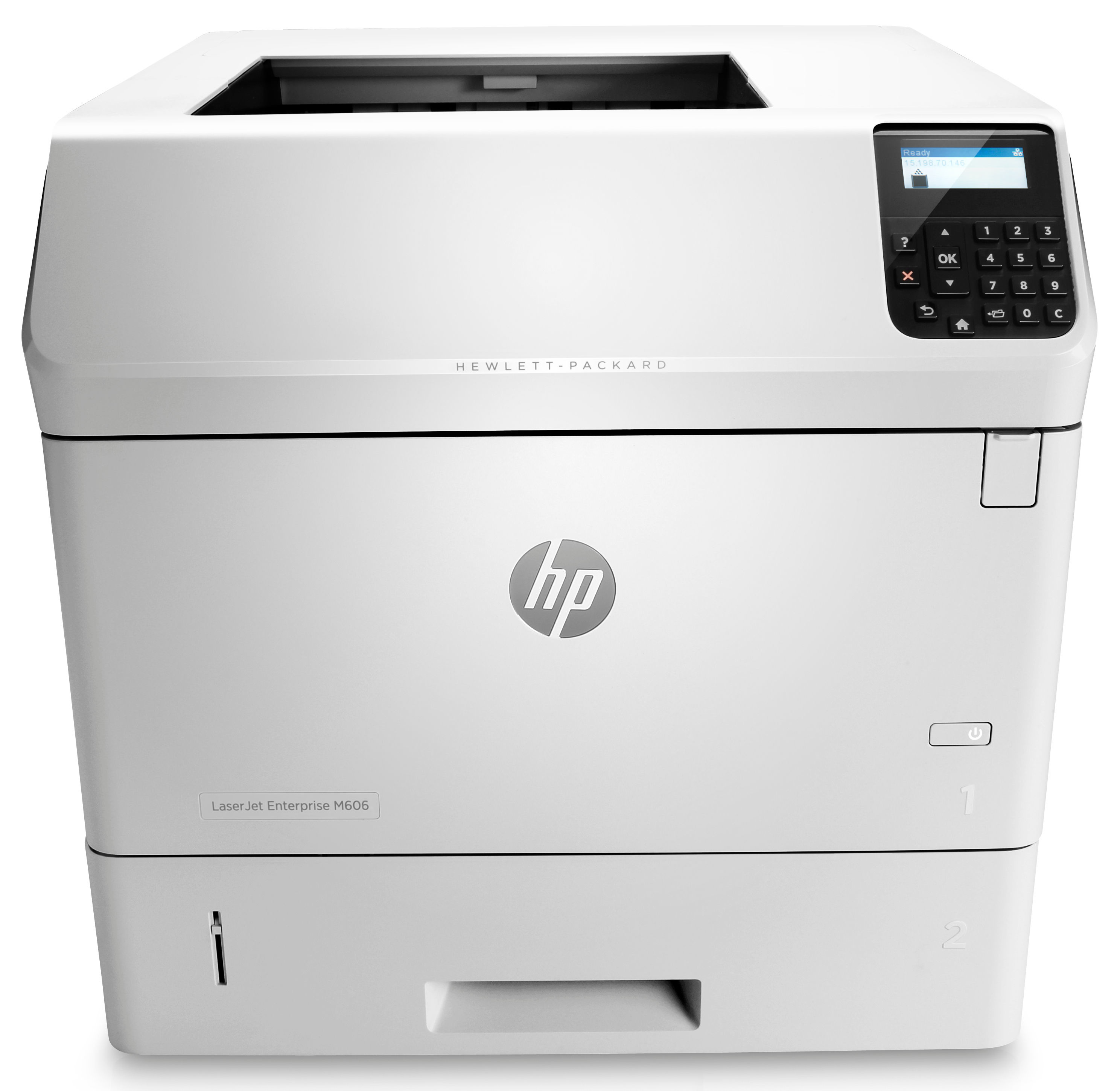 HP LaserJet Enterprise M606dn, S/W-Laser, A4
