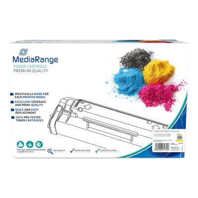 MEDIARANGE MRHPTCE402A - Gelb - 1 Stück(e)