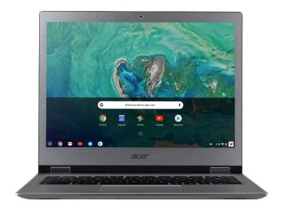 Acer Chromebook 13 CB713-1W-P1EB Anthrazit 33,8 cm (13.3 Zoll) 2256 x 1504 Pixel Touchscreen 2,3 GHz Intel? Pentium? 441