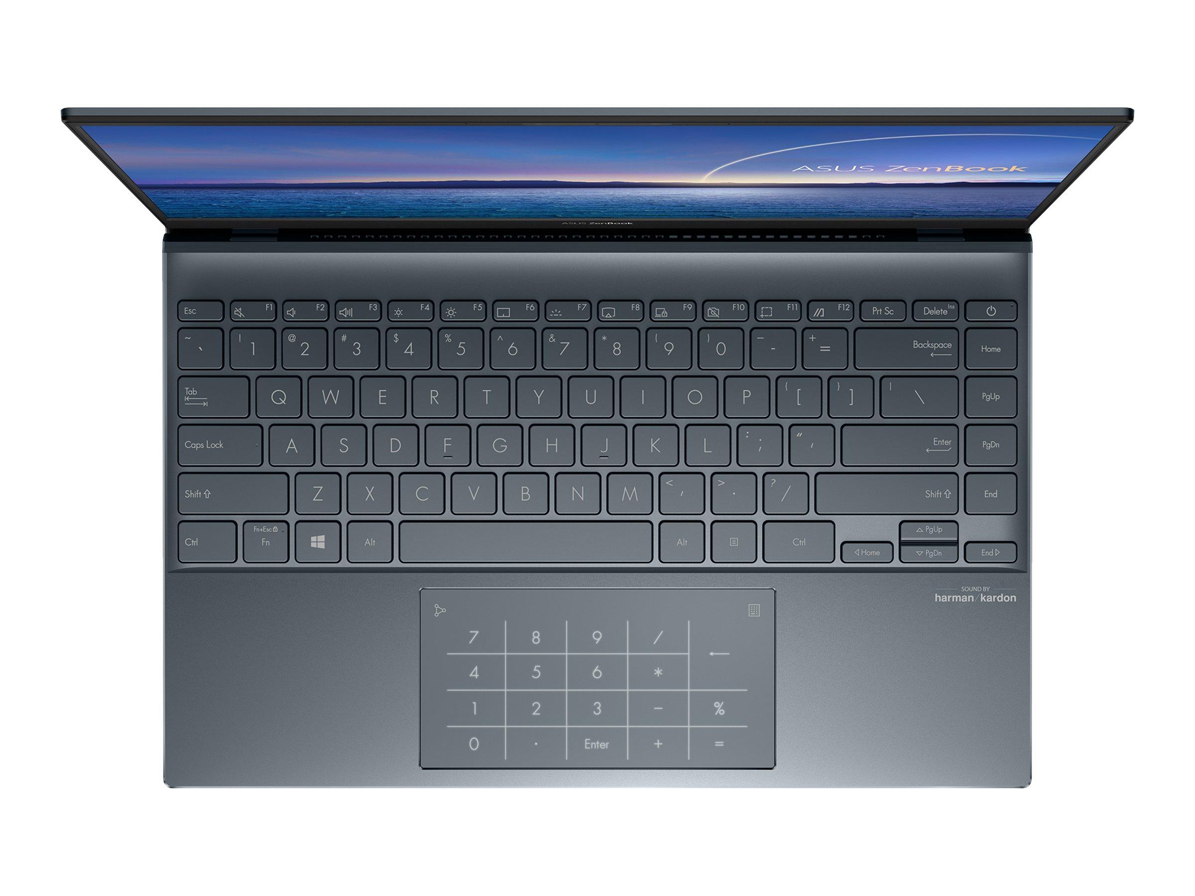 "ASUS ZenBook 14 UX425JA-HM027R - Core i7 1065G7 / 1.3 GHz - Win 10 Pro - 16 GB RAM - 1 TB SSD NVMe - 35.6 cm (14"")"