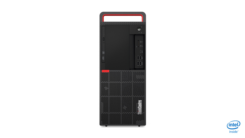 Lenovo M920 - Komplettsystem - Core i5 3 GHz - RAM: 8 GB DDR4 - HDD: 256 GB NVMe - UHD Graphics 600