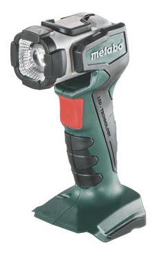 Metabo-600368000-Lampada-portatile-a-batteria-ULA-14-4-18-Bianco-luce-del-giorno miniatura 2
