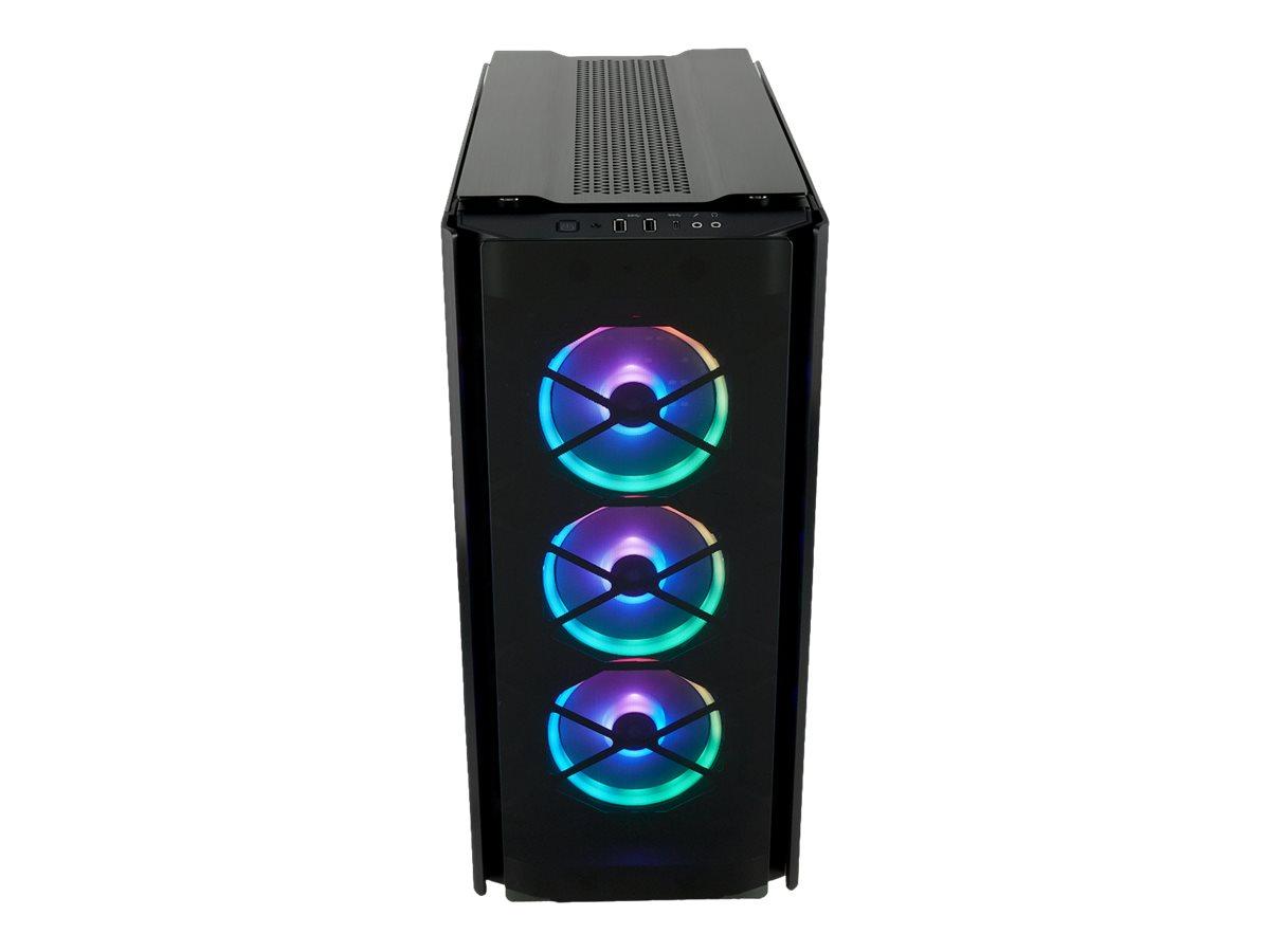 Corsair Obsidian Series 500D RGB SE - Tower - ATX - ohne Netzteil (ATX)