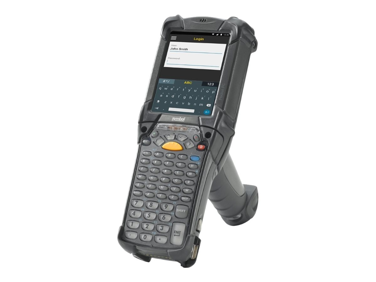 "Zebra MC9200 Premium - Datenerfassungsterminal - Win Embedded Handheld 6.5.3 - 2 GB - 9.4 cm (3.7"")"