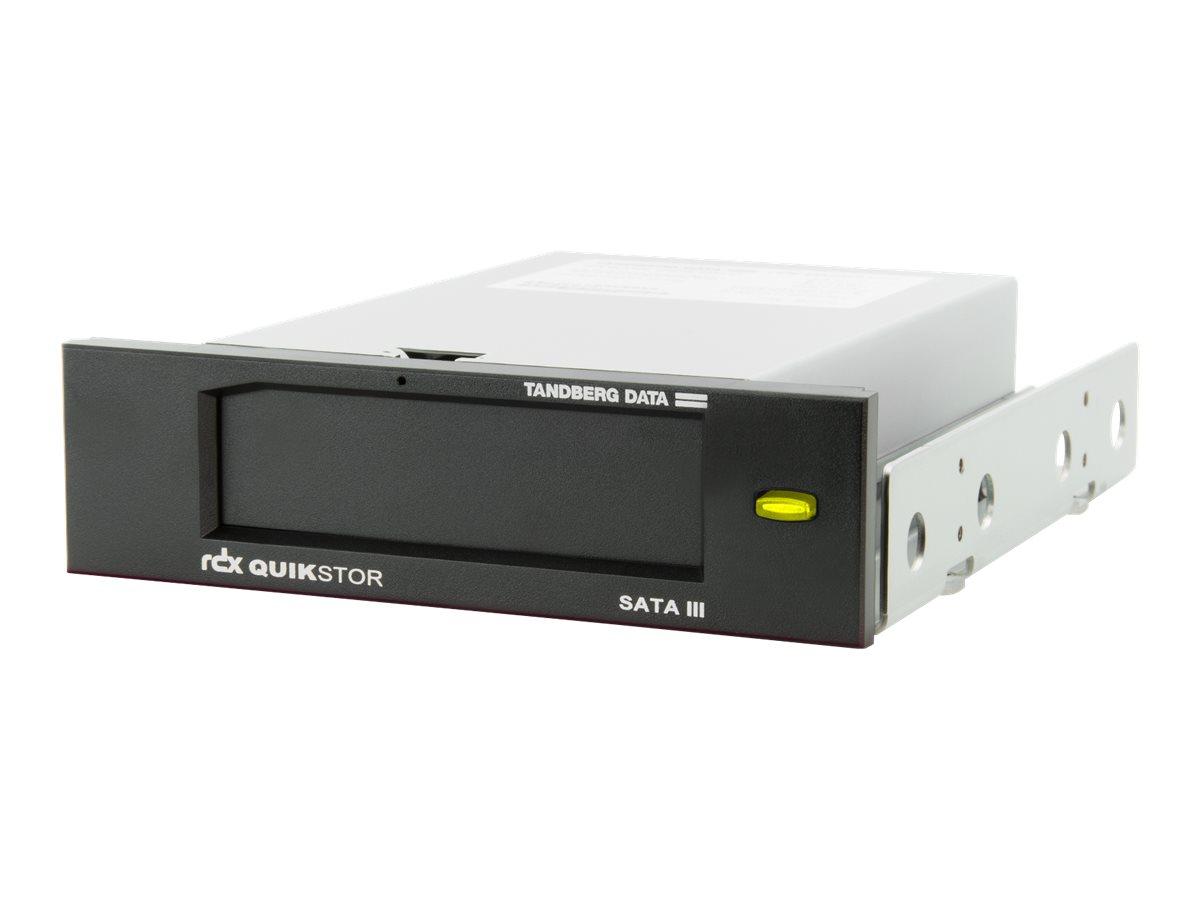 "Overland-Tandberg RDX QuikStor - Laufwerk - RDX - Serial ATA - intern - 5.25"" (13.3 cm)"