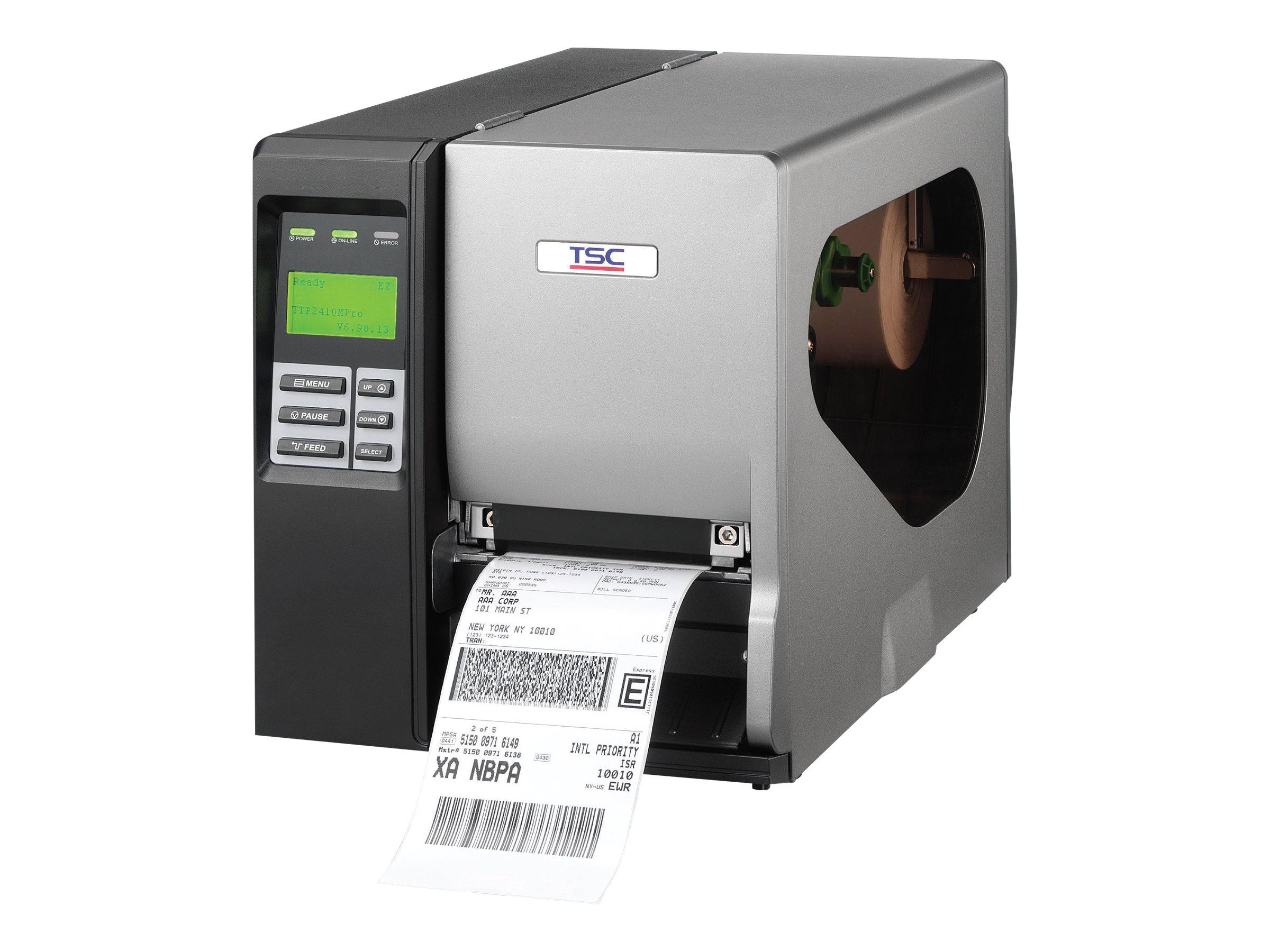 TSC TTP-246M Pro - Etikettendrucker - TD/TT - Rolle (11,8 cm)