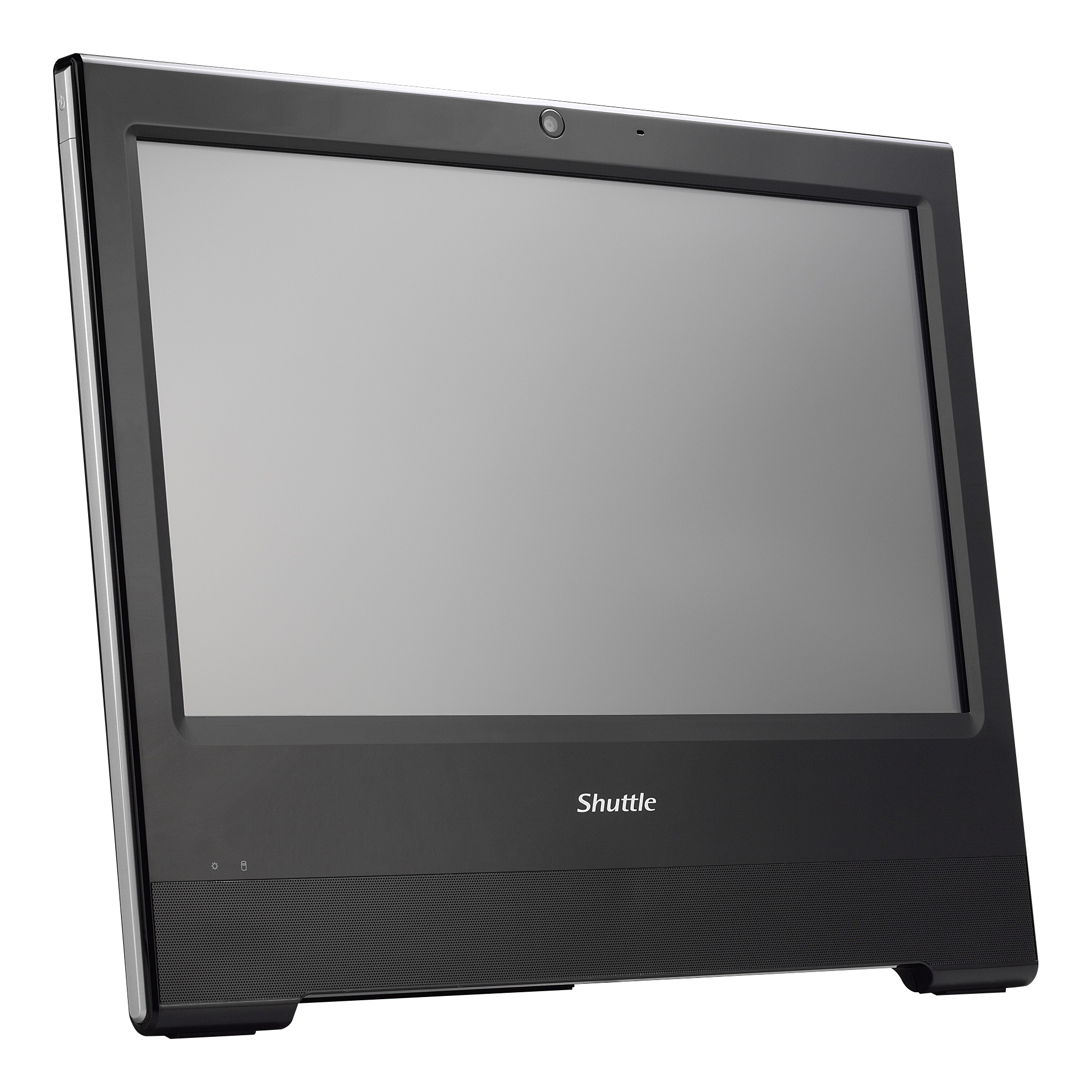 Shuttle All-in-One X506 B - Komplettsystem - Celeron 2,13 GHz - RAM: 4.096 MB DDR4 - HDD: 60 GB Serial ATA - HD 600