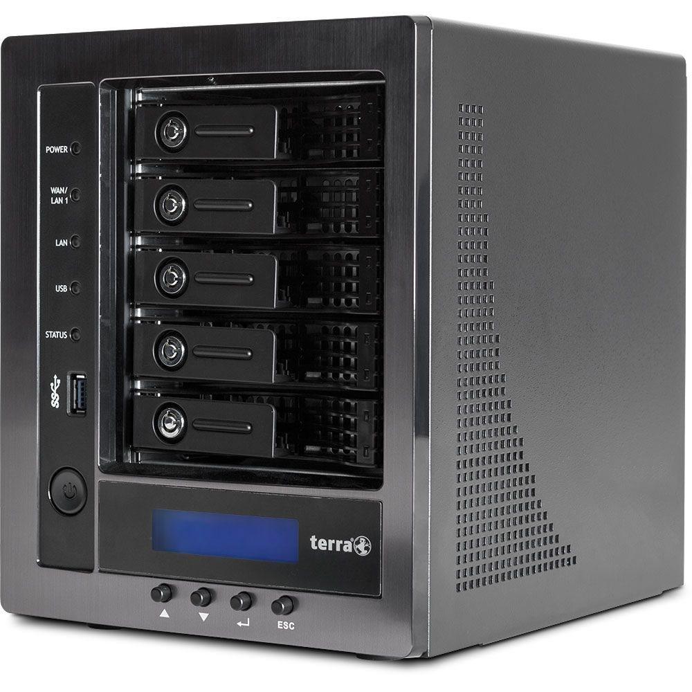 Wortmann TERRA NASBOX 5-5008 G3 (8 TB) - NAS-Server - 8 TB
