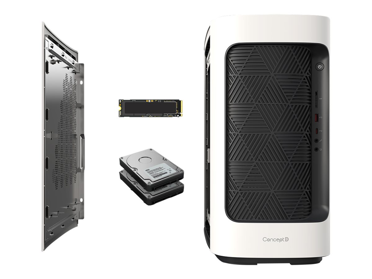 Acer ConceptD 300 CT300-51A - Tower - Core i7 10700 / 2.9 GHz