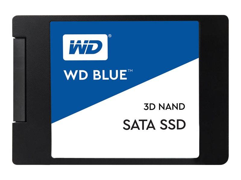 """WD Blue 3D NAND SATA SSD WDS250G2B0A - 250 GB SSD - intern - 2.5"""" (6.4 cm)"""
