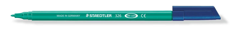 STAEDTLER 326 - Grün - 1 mm - Polypropylen (PP) - Tinte auf Wasserbasis