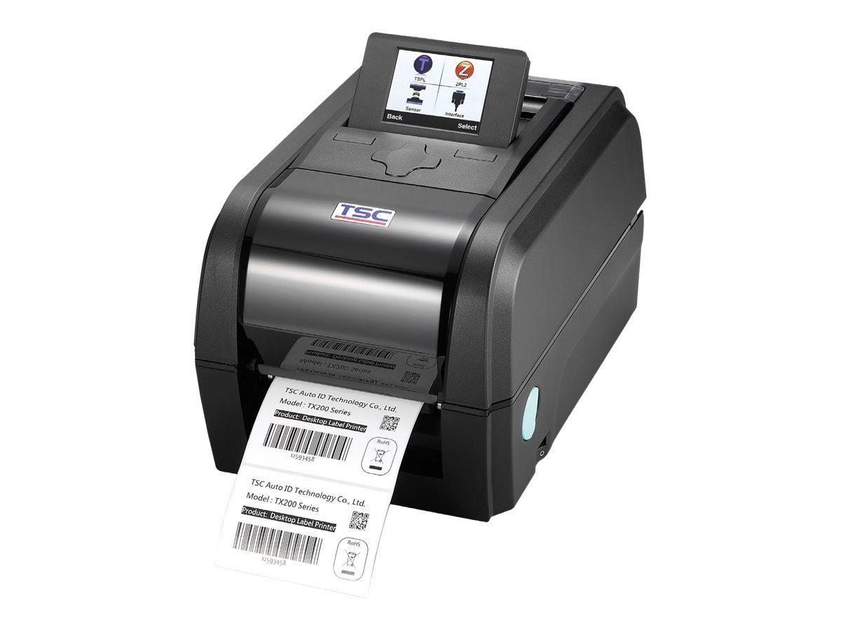 TSC TX200 - Etikettendrucker - TD/TT - Rolle (11,2 cm)