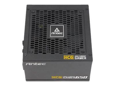 Antec High Current Gamer Gold HCG650 - Stromversorgung (intern)