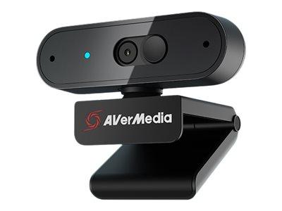 Vorschau: AVerMedia PW310P - Web-Kamera - Farbe - 1920 x 1080
