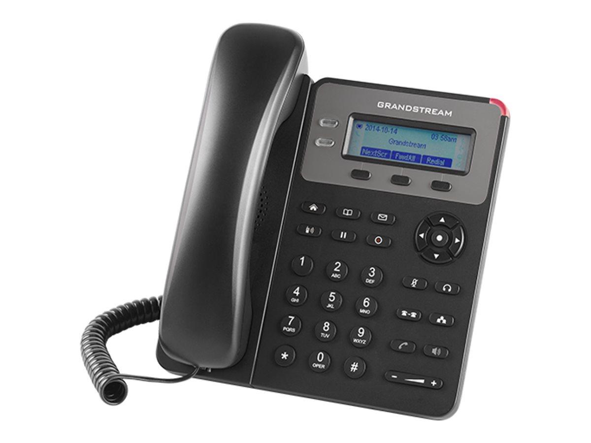 Grandstream GXP1610 - VoIP-Telefon - dreiweg Anruffunktion