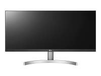 29WK600-W LED display 73,7 cm (29 Zoll) UltraWide Full HD Flach Schwarz - Weiß