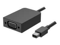 Mini DisplayPort/VGA Mini DisplayPort VGA (D-Sub) Schwarz