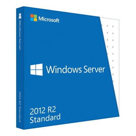 Fujitsu Windows Server 2012 R2 Standard - 2CPU/2VM - ROK