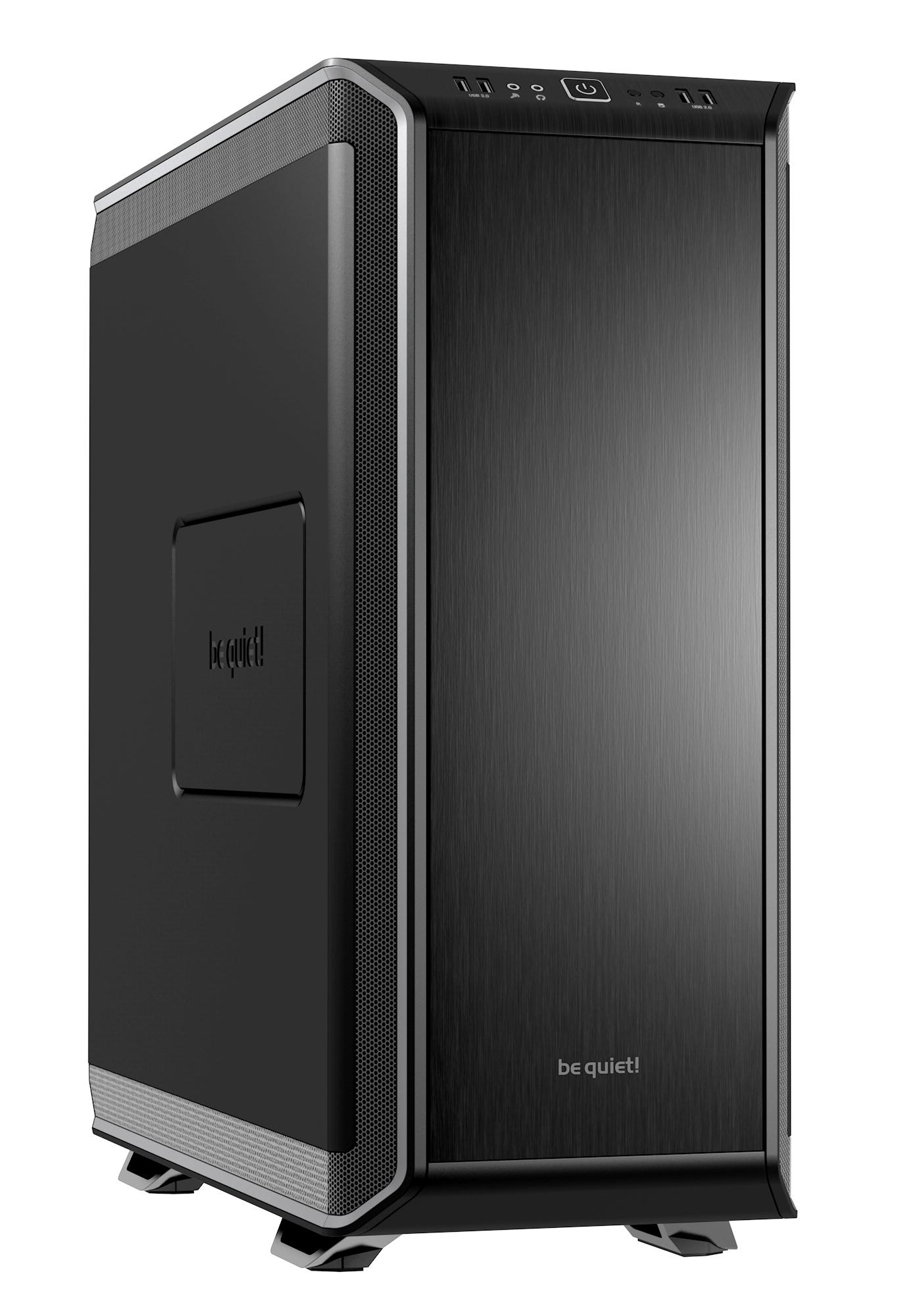 Be Quiet! Dark Base 900 Desktop Schwarz - Silber