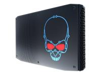 NUC 8 Business 3,1 GHz Intel® Core i7 der achten Generation i7-8705G Schwarz UCFF Mini-PC