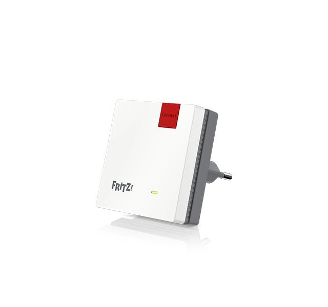 AVM FRITZ!Repeater 600 - 600 Mbit/s - 600 Mbit/s - IEEE 802.11b,IEEE 802.11g,IEEE 802.11n - WPA2 - IPv6 - IPv6