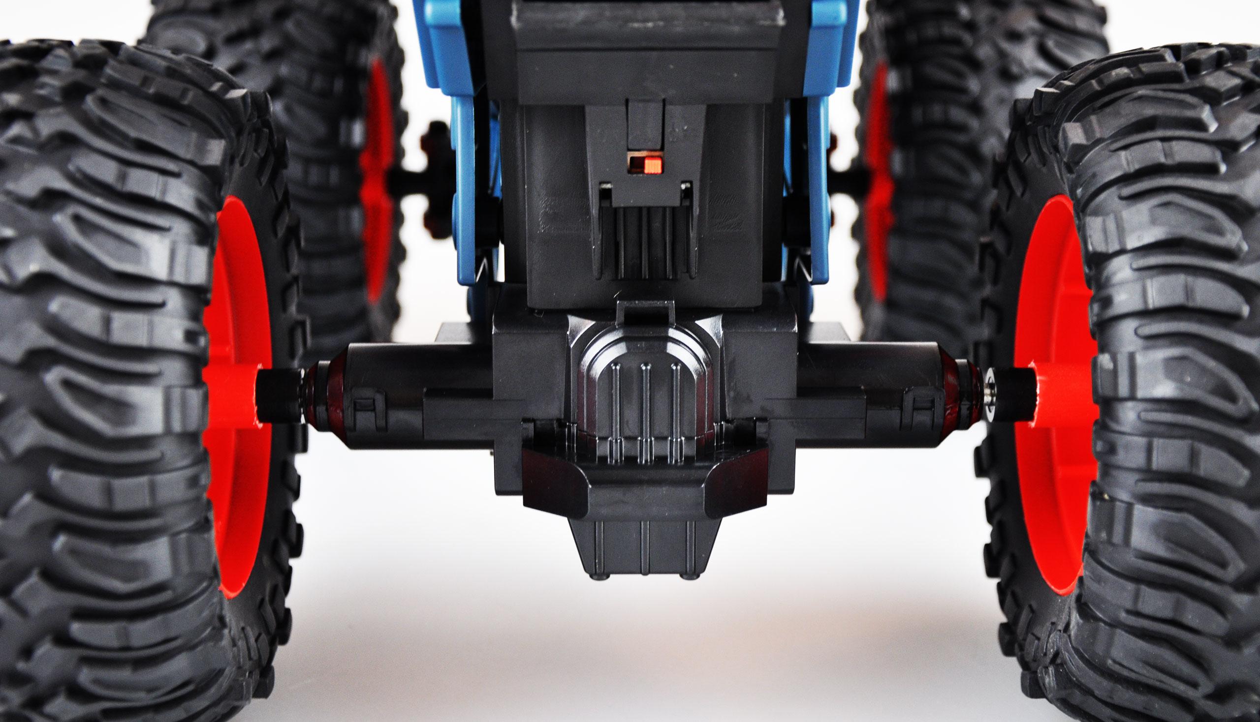 Amewi Command Big - Monstertruck - 1:16 - Junge - 14 Jahr(e) - 1200 mAh - 1,65 kg