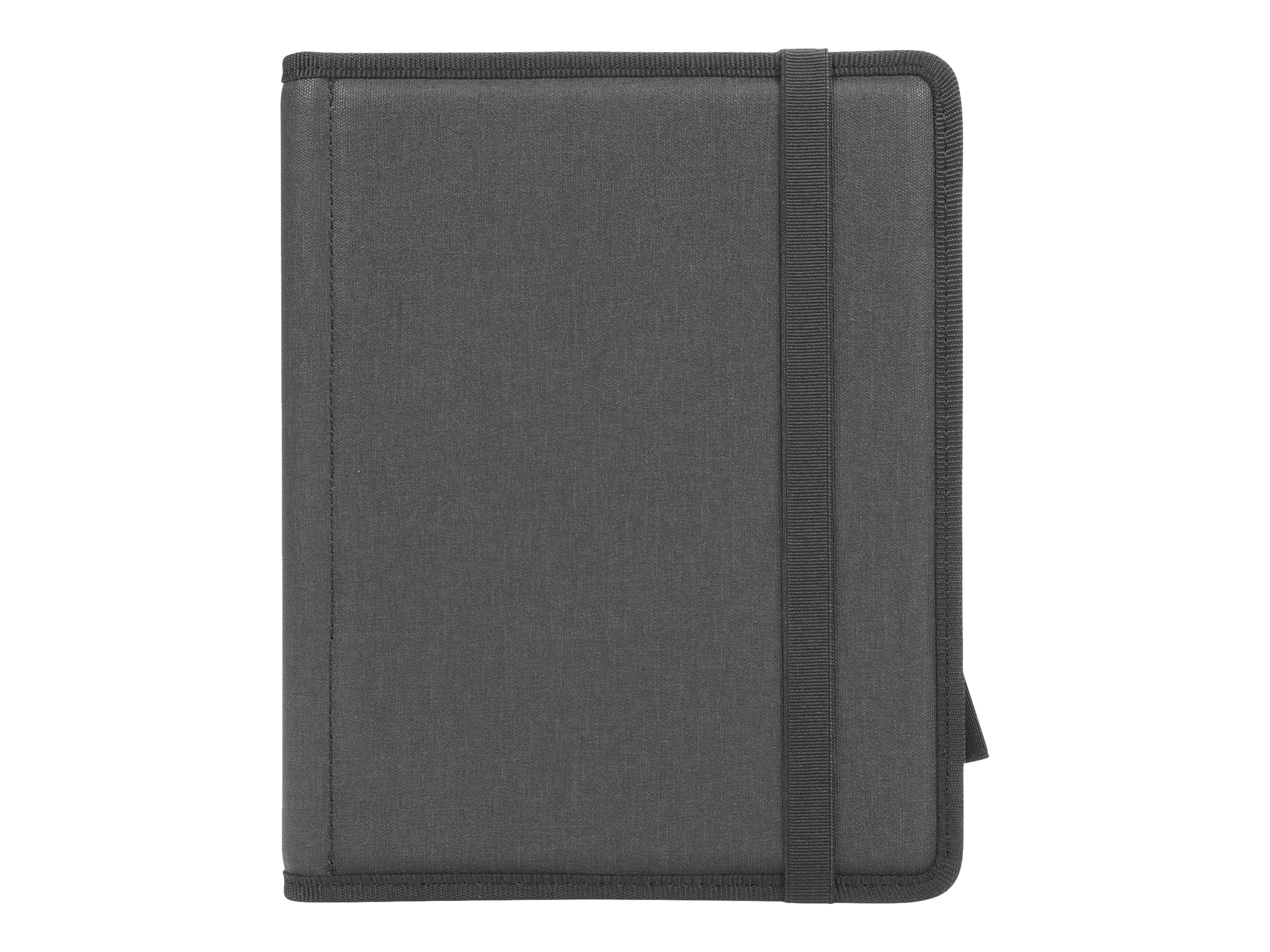 Mobilis ACTIV - Flip-Hülle für Tablet - Schwarz