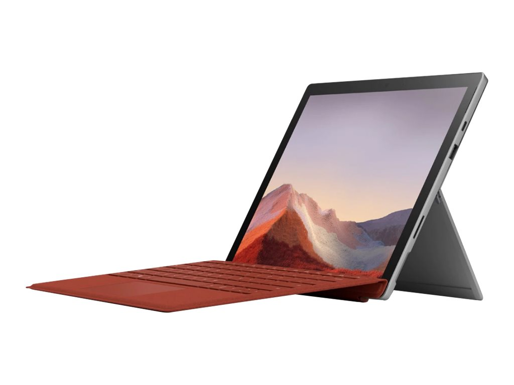 "Microsoft Surface Pro 7 - Tablet - Core i7 1065G7 / 1.3 GHz - Win 10 Pro - 16 GB RAM - 1 TB SSD - 31.2 cm (12.3"")"