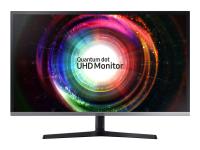 U32H850 32Zoll 4K Ultra HD VA Schwarz - Silber Computerbildschirm