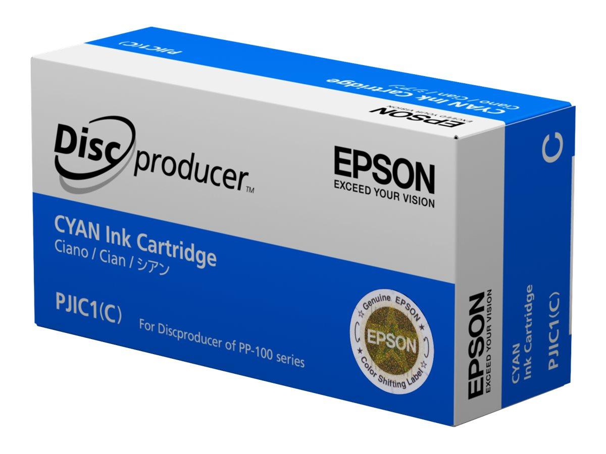 Epson Cyan - Original - Tintenpatrone - für Discproducer PP-100