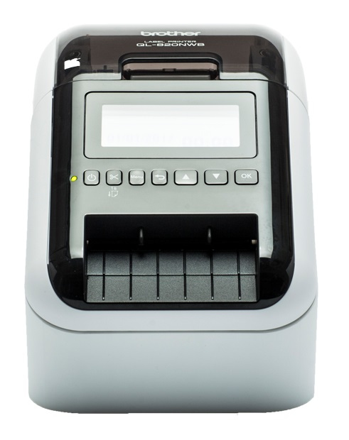 Brother Etikettendrucker QL-820NWB - Etiketten-/Labeldrucker - Etiketten-/Labeldrucker