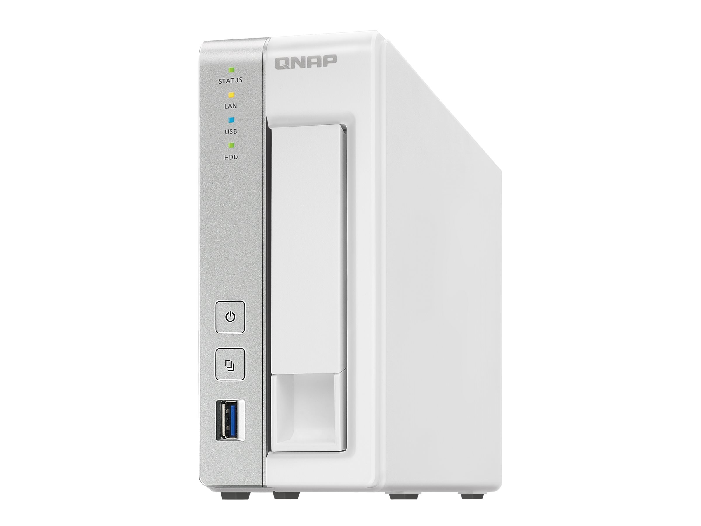 QNAP TS-131P - NAS-Server - SATA 6Gb/s
